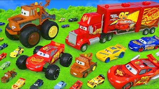 Disney Cars Toys - Lightning McQueen toy cars - car toys for kids