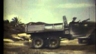 preview picture of video 'Winged Artillery - B-25 Squadron in Action (Complete Film)'