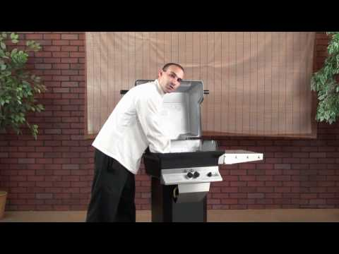 PGS A-30 Gas Grill Video