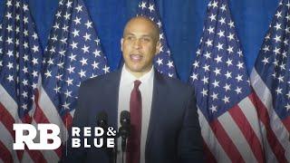 Booker press secretary on his 2020 presidential campaign
