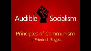 Principles of Communism by Friedrich Engels Audiobook | Audible Socialism [English]