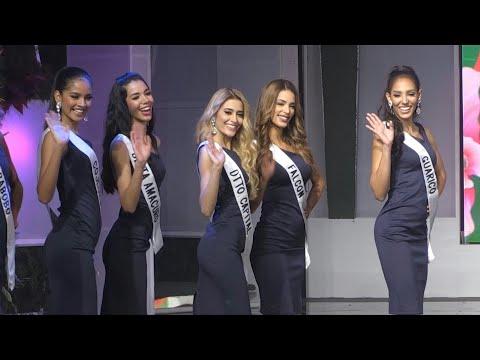 العرب اليوم - شاهد: مسابقة ملكة جمال فنزويلا تحجم عن تعميم المواصفات القياسية للمتنافسات