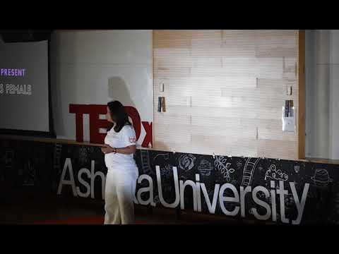 The Past, Present, & Future is Female | Lathika Pai | TEDxAshokaUniversity