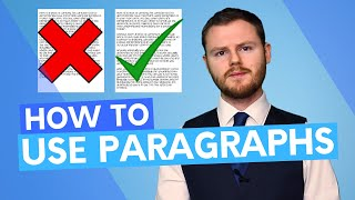How to Use Paragraphs (TiP ToP)