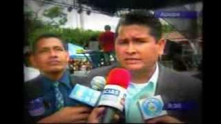 Noticia Festival Joven Levántate Apopa - Noticias 4 Vision  Amabilex Rodriguez
