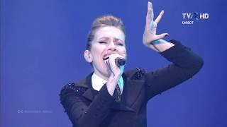 Ester Peony - On A Sunday | A Doua Semifinală Eurovision Song Contest 2019