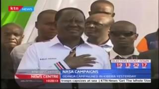 NASA to hold campaigns in Samburu and Bungoma