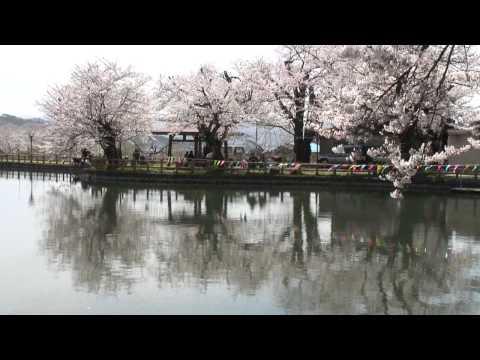 【HD】秋田県 真人公園 – がんばれ東北!