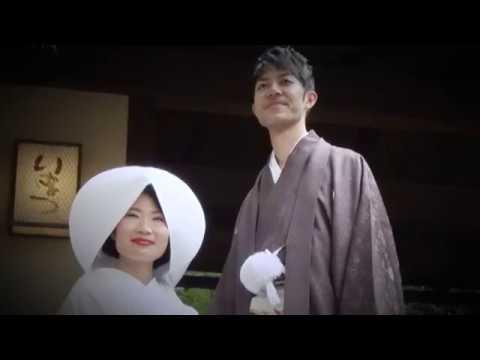 和婚をするならここ!館内神殿×料亭いまつの結婚式★どこから見ても本物に見える寿司ケーキに注目