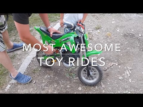 Most Awesome Toy Rides