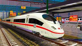Euro Train Simulator 2 (by Highbrow Interactive) Android Gameplay Trailer