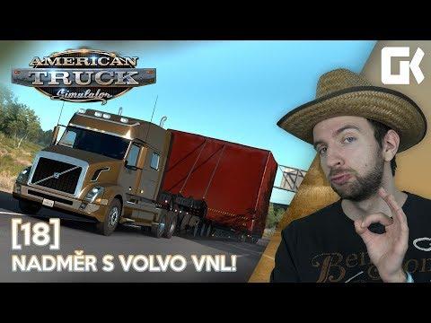 SPECIAL TRANSPORT S VOLVO VNL!   American Truck Simulator #18