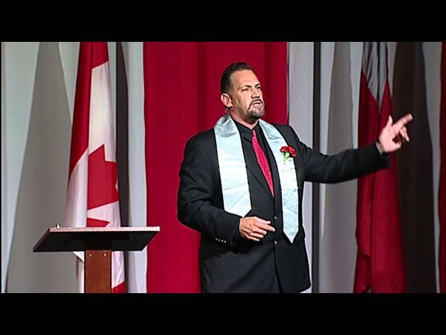 EJ Snyder Motivational Speech to TKE Fraternity