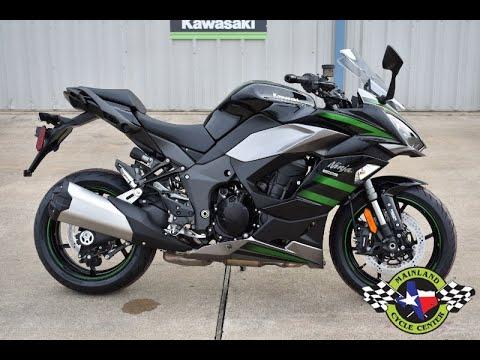 2020 Kawasaki Ninja 1000SX in La Marque, Texas - Video 1