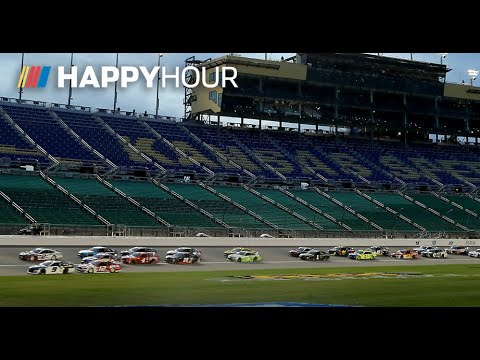 NASCAR スーパースター400(カンザス・スピードウェイ)ハイライト動画