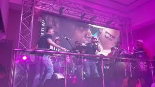 Don miguelo 7 locas en vivo en Tabu Roon