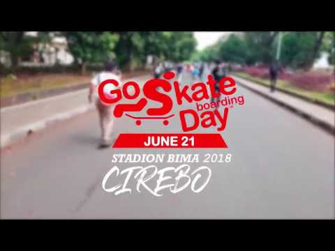 GO Skateboarding Day 2018 - StreetZero in Cirebon