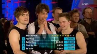 Alexander Rybak - Fairytale (winner performance)