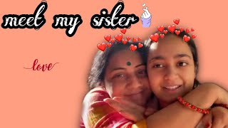 MEET MY SISTER| J&K | TANVI SHARMA