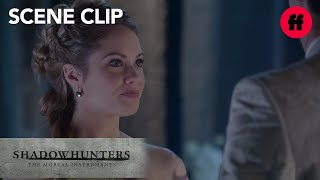 Shadowhunters   Season 1, Episode 12: Alec's Wedding   Freeform