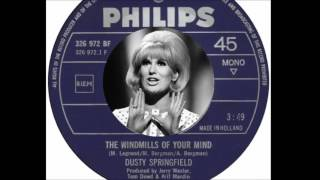 Dusty Springfield - The Windmills Of Your Mind  (1969)
