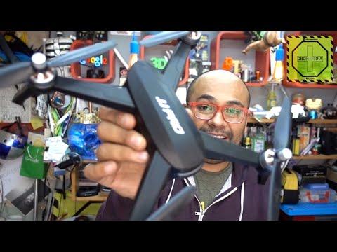 El drone con GPS y cámara HD  barato que mas me ha gustado JJPRO EPIK X5 |DRONEPEDIA