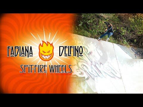 "Image for video Fabiana Delfino's ""Spitfire"" Part"