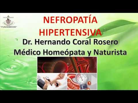 Decocción de la hipertensión calendula