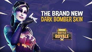 NEW Dark Bomber Skin!! - Fortnite Battle Royale Gameplay - Ninja