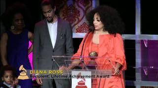 GRAMMYs Live   Diana Ross