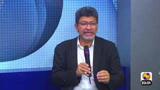 Entrevista Adrian Paz candidato a prefeito de Patos de Minas