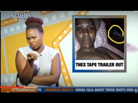 ScoopOnScoop: Desire Luzinda releases a trailer for her next sex tape!