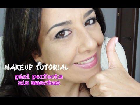 Disimula tus Manchas Faciales con Maquillaje - Tutorial Maquillaje Correctivo Facil