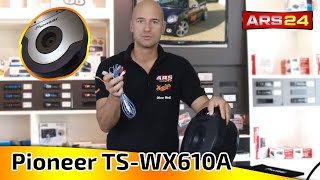 Pioneer TS-WX610A | Aktiver Subwoofer ins Reserverad | REVIEW | ARS24