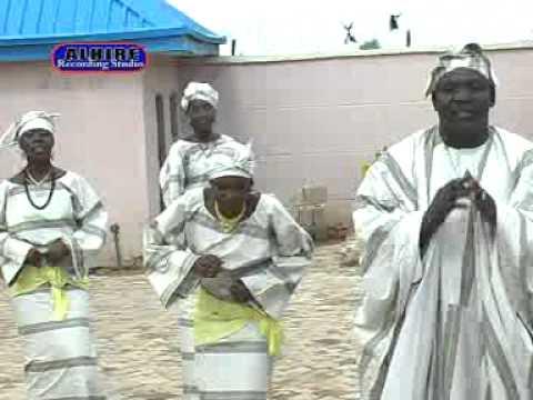 Nupe music @ Bida Nigeria: Kakanda by Baminin