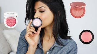 7 BEST Blushes for Medium/Brown Skin!