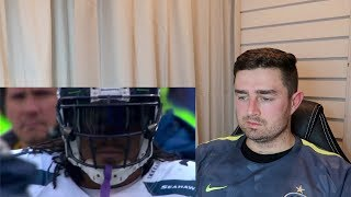 Rugby Fan Reacts to Marshawn 'Beastmode' Lynch Career Highlights