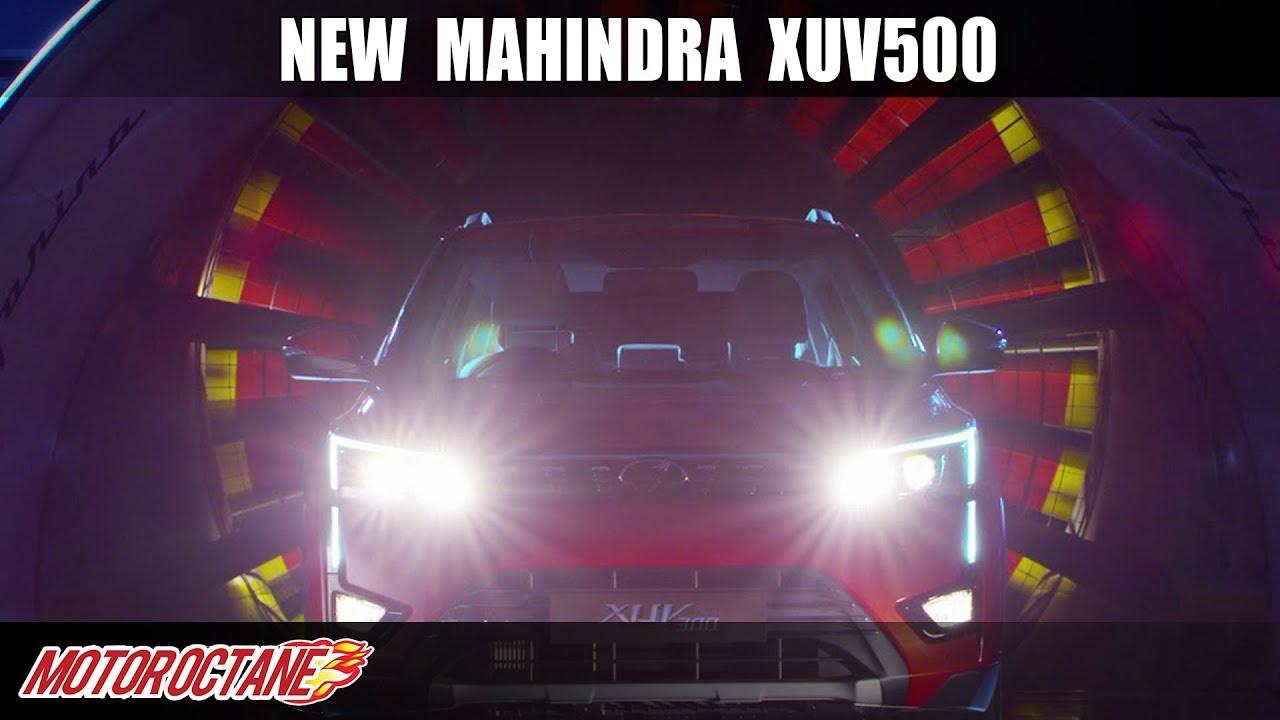 Motoroctane Youtube Video - Mahindra XUV500 2020 Upcoming New SUV | Hindi | MotorOctane
