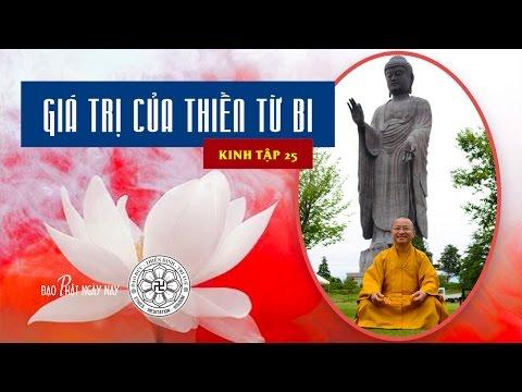 Kinh Tập 25: Giá trị của Thiền từ bi (25/09/2011)