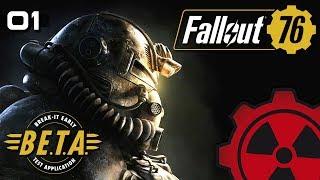 Fallout 76 - B.E.T.A. [Xbox] - #01: Angespielt ☢ [Lets Play - Deutsch]