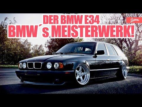 BMWs Meisterwerk | BMW E34 Gebrauchtwagen-Tipp (Das Original)
