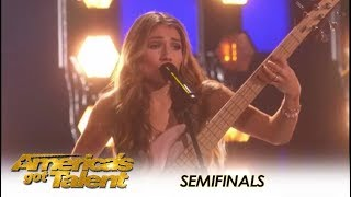 We Three: Music Sibling Trio Get Mixed Reaction From Judges | America's Got Talent 2018