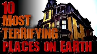 10 Most Haunted Buildings in the World | TWISTED TENS #27