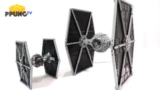 LEGO Star Wars 75095 TIE Fighter(Ultimate Collector Series) - Detailed review & RC