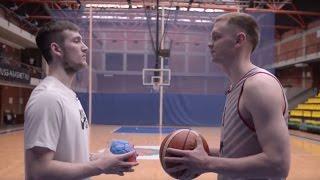 Гандбол VS Баскетбол