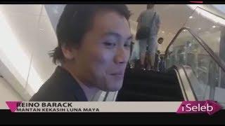 Reino Barrack Kecewa Putus Dari Luna Maya - ISeleb 17/09