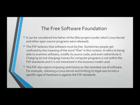 Learn Linux from Scratch - What is Open Source