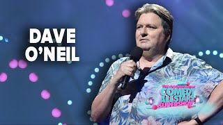 Dave O'Neil - 2021 Opening Night Comedy Allstars Supershow