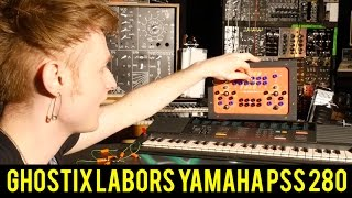 """The Ghostix PSS 2800 MK1 /// """"Demo by Look Mum No Computer"""""""