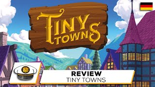 Tiny Towns Review - Die Überraschung des Jahres?